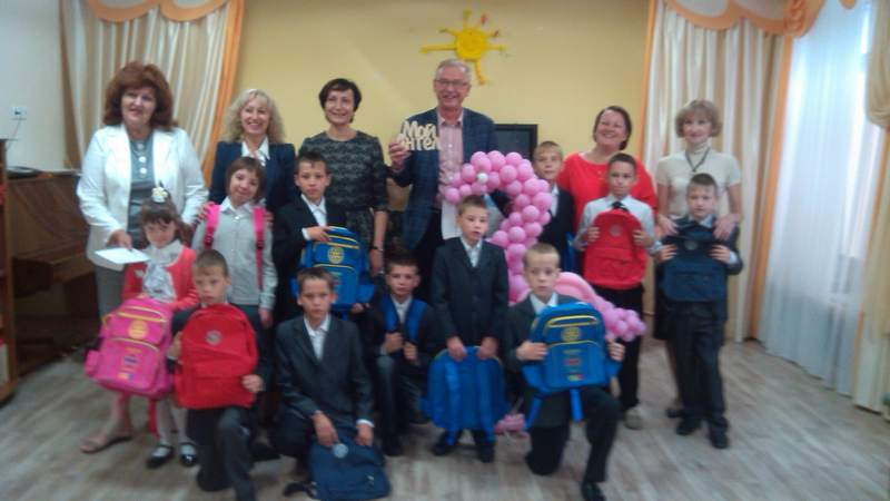 РК «Тольятти» поздравил подшефных с Днём Знаний