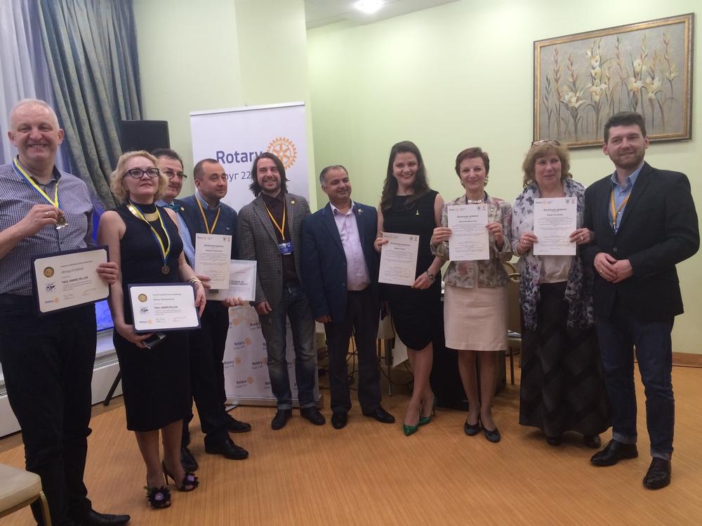 Участие РК «Тольятти» в ПЕТС