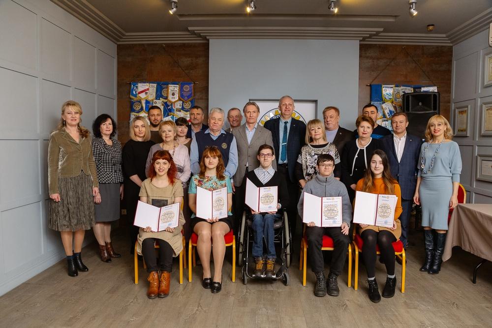 Стипендиальная Программа Ротари клуба Тольятти 2017