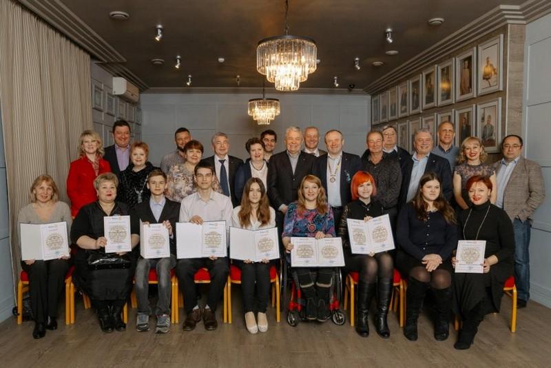 Ротари клуб «Тольятти»: стипендиаты 2016 г
