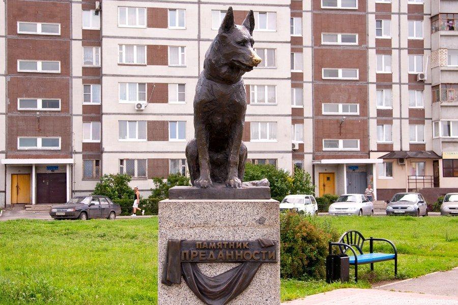 Памятник преданности
