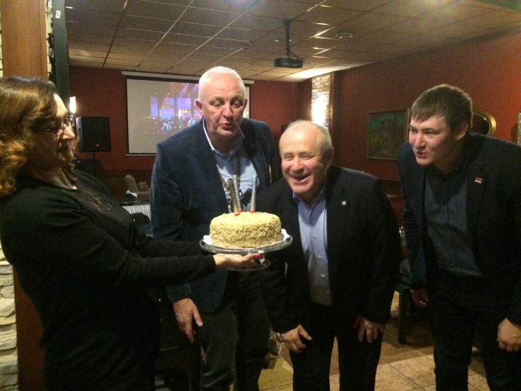День именинника Ротари клуба Тольятти