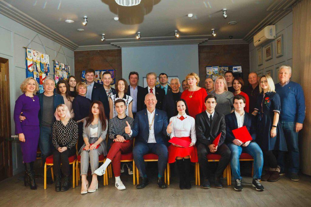 Стипендиальная Программа Ротари — клуба Тольятти»